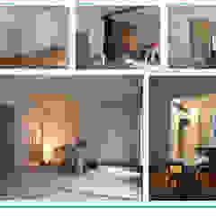 by Chantal Forzatti architetto Minimalist آئرن / اسٹیل