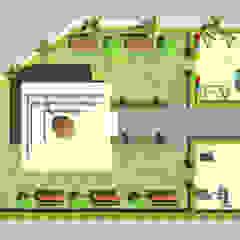 por Future Design Studio Moderno