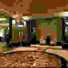 مشروع فيلا سكنية الرياض (السعودية) الممر الحديث، المدخل و الدرج من smarthome حداثي رخام