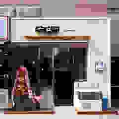 초밥 일식집 - 소담 by IDA - 아이엘아이 디자인 아틀리에 러스틱 (Rustic) OSB