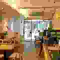 Country style gastronomy by 捷士空間設計(省錢裝潢) Country