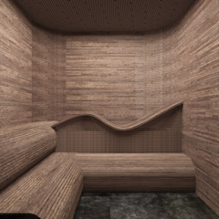 od SK Interiors studio Minimalistyczny