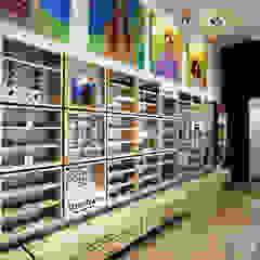 Gamma Spazi commerciali in stile minimalista