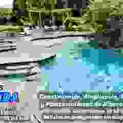 by EARR CONSTRUCCIONES, S.A. DE C.V. Minimalist Reinforced concrete