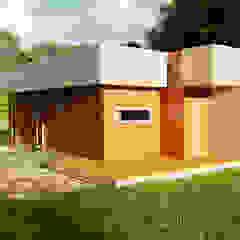 by Primer Clove Arquitectos 컨트리 우드 우드 그레인