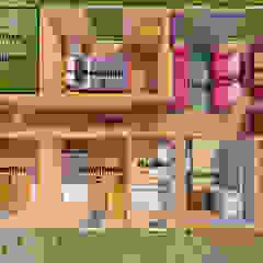by Primer Clove Arquitectos 컨트리