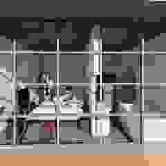 Casa de Playa Antonia Dormitorios de estilo moderno de Arq. Bruno Agüero Moderno