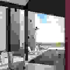 Casa de Playa Antonia de Arq. Bruno Agüero Moderno