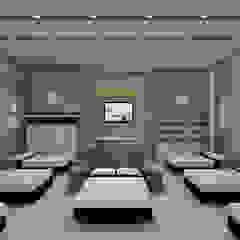 "Concept Store de ""Colchones El Cisne"" ☑. Local Mall Plaza - Bellavista de Jorge Levano Moderno"