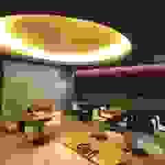 Reforma de Restaurante Sinapi Gastronomía de estilo moderno de Novodeco Moderno