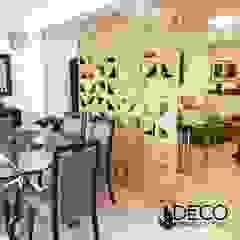 separador de ambientes Comedores de estilo moderno de DecoPaneles Peru Moderno