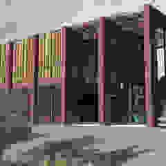 by Desarrolladora Raju, S.A. de C.V. Minimalist Bamboo Green