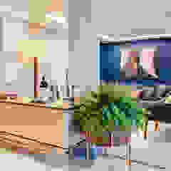 Living Deep Salas de estar modernas por Miriam Ribeiro Arquiteta Moderno
