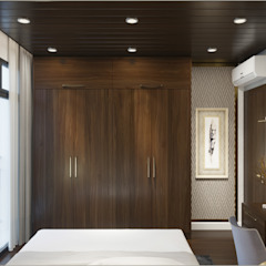 Công ty TNHH TK XD Song Phát BedroomDressing tables Wood Grey