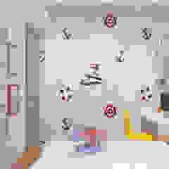 Công ty TNHH TK XD Song Phát Walls & flooringWall tattoos Paper White