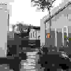 Oleh Nico Papalia Architect Modern Kaca
