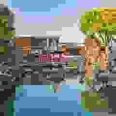 Locais de eventos asiáticos por Garden DESIGN Asiático