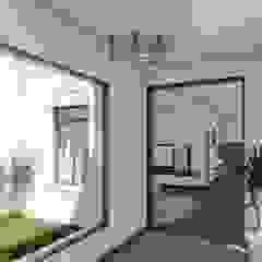Corredores, halls e escadas coloniais por ARBOL Arquitectos Colonial