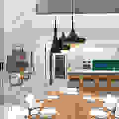 |A+S|in Salas de jantar escandinavas por Em Obra Escandinavo