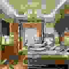 Dormitorios infantiles coloniales de Дизайн-студия элитных интерьеров Анжелики Прудниковой Colonial