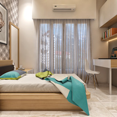 por ANP Interiors Pvt Ltd Clássico