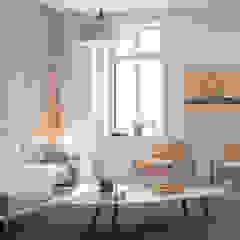 Decoration Ruang Keluarga Modern Oleh Go4cork Modern Sumbat