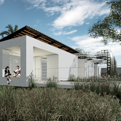 by Serra arquitetos Modern