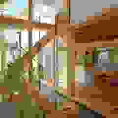 من 一級建築士事務所 青木設計事務所 أسيوي خشب Wood effect