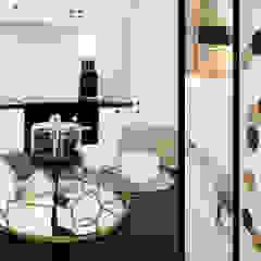 Apartament w Jaśkowej Dolinie Klasyczna łazienka od Studio 360 Klasyczny