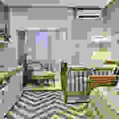 Quarto Bebê Clássico R|M por Carolina Fagundes - Arquitetura e Interiores Clássico