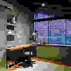 Home Decor J|B Escritórios clássicos por Carolina Fagundes - Arquitetura e Interiores Clássico
