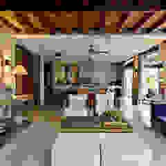 de Carolina Fagundes - Arquitetura e Interiores Rústico