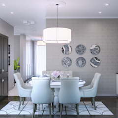 Classic style dining room by Wide Design Group Classic