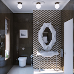 Classic style bathrooms by Wide Design Group Classic