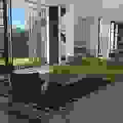 3D Visualisatie Appartementen Dominicaanse Republiek Tropische woonkamers van 3D Treatment Tropisch