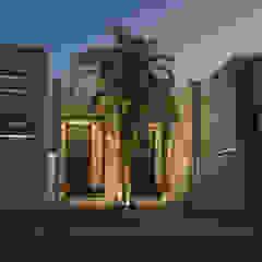 3D Visualisatie Appartementen Dominicaanse Republiek Tropische huizen van 3D Treatment Tropisch