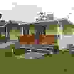 Remodelación casa campestre - Subia, Cundinamarca de NetCom Construcciones Clásico
