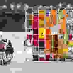 LA MACHINE IMPOSSIBLE | STAND MAISON ET OBJET 2019 - BUREL FACTORY Centros de exposições modernos por Burel Mountain Originals Moderno