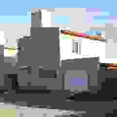Rojas Guri Arquitectos Condominio Laterizio Beige