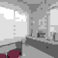 Home Decor C|A por Carolina Fagundes - Arquitetura e Interiores Moderno