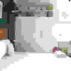 flamingo architects Small bedroom
