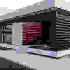 Moradia em Pombal por João Patrício Arquitectos Moderno
