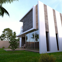 by URITA arquitectos Tropical