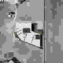 od Garza Maya Arquitectos Nowoczesny Beton