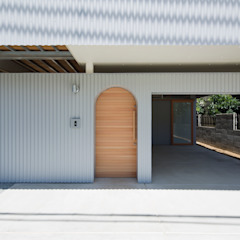 من FUMIASO ARCHITECT & ASSOCIATES/ 阿曽芙実建築設計事務所 إنتقائي