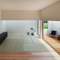 Here, There, Over there, の FUMIASO ARCHITECT & ASSOCIATES/ 阿曽芙実建築設計事務所 和風