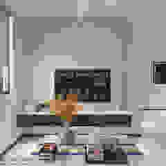 Canberra Crescent Modern living room by Swish Design Works Modern