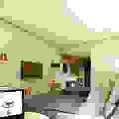 Hoteles de estilo escandinavo de Studio Each Escandinavo