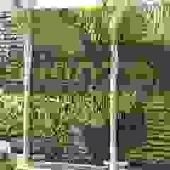 Espaços comerciais rústicos por Generación Verde Rústico
