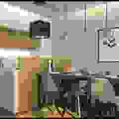 GACKOWSKA DESIGN Módulos de cocina